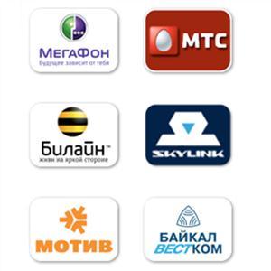 Операторы сотовой связи Поярково