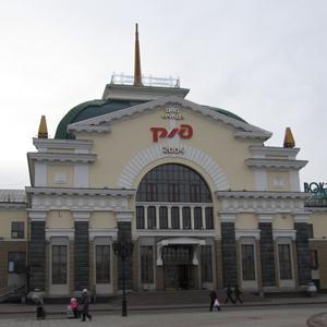 Железнодорожные вокзалы Поярково
